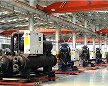 Chiller R & D capacity