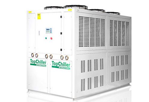 Industrial chiller system