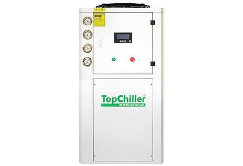 Portable air chiller