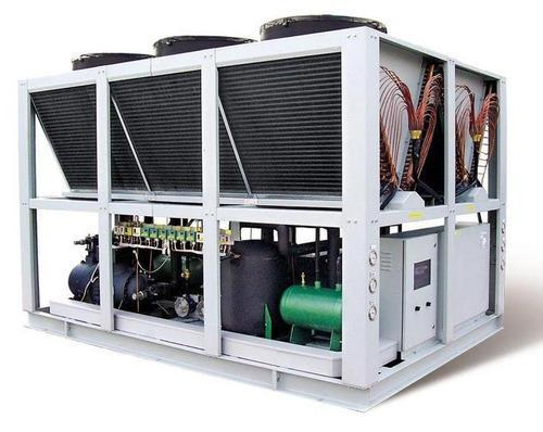 Air-cooled-water-chiller