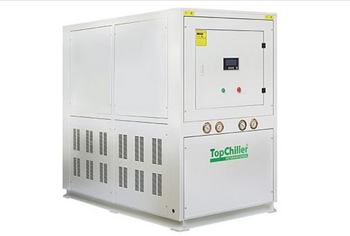 Portable-water-cooled-chiller