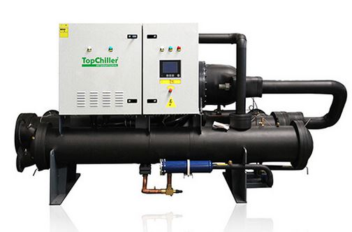 Water-cooled-water-chiller