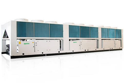 Air-cooled-chiller-system
